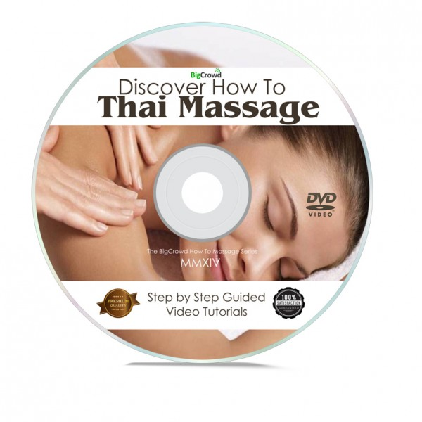 How to Give a Thai Massage